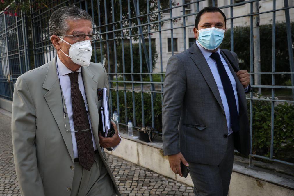 Cartão Vermelho: SMMP critica advogado de Luís Filipe Vieira por declarações públicas