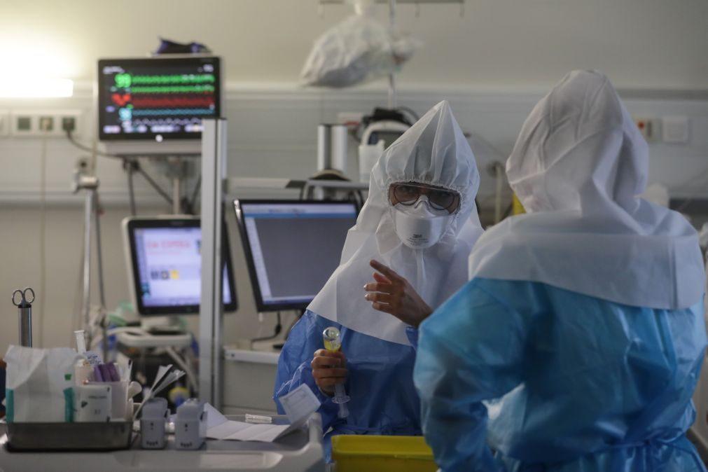 Covid-19: Um terço de jovens hospitalizados teve complicações pós-alta - estudo