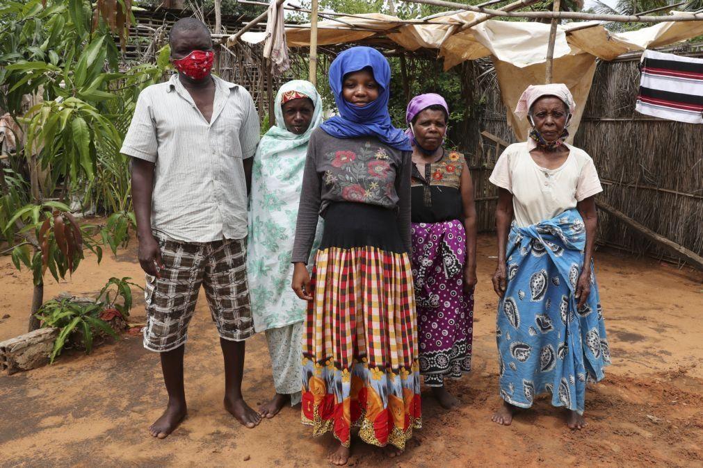 Moçambique: UE disponibiliza 6,7 MEpara reforçar apoio a deslocados