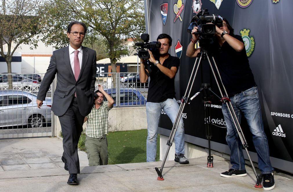 Sílvio Cervan cooptado para o Conselho de Administração da SAD do Benfica