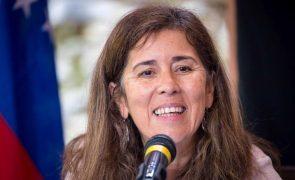 Embaixadora portuguesa Isabel Brilhante Pedrosa vai chefiar delegação da UE em Cuba