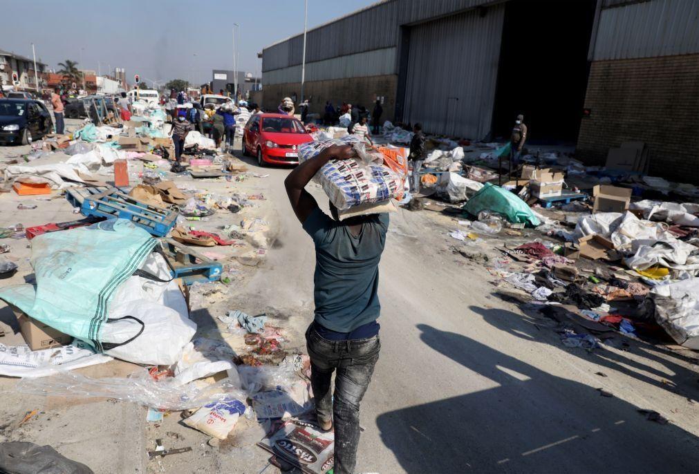 África do Sul: Não há danos pessoais entre a comunidade madeirense - Governo Regional