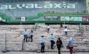 Sporting campeão: Clube não respondeu aos pedidos de esclarecimento da IGAI