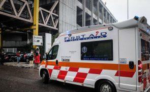 Covid-19: Itália regista 2.898 novos casos, o maior número desde maio