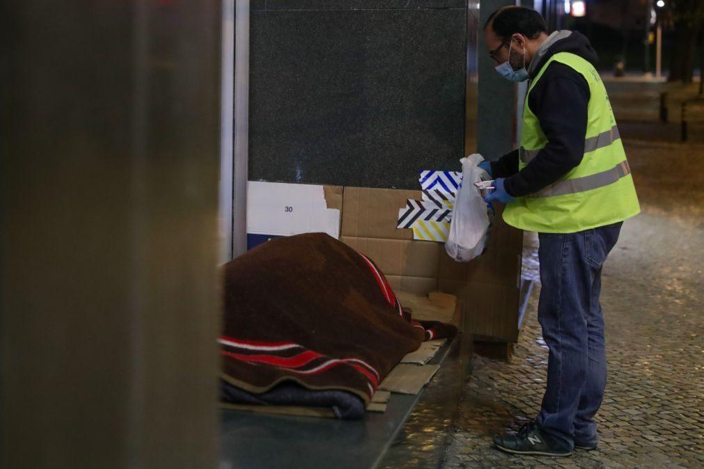 Governo lança programa para criar mais de 600 vagas para realojamento sem-abrigo