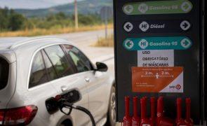 Consumo de combustíveis em