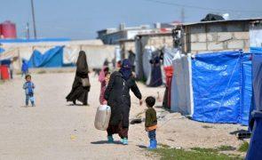 Bégica repatria 10 crianças e seis mulheres de campo de refugiados na Síria