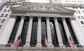 Wall Street fecha em baixa com os investidores a realizarem ganhos