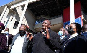 África do Sul: Responsáveis por violência no país procuraram instigar