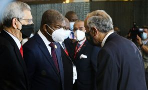 CPLP: Costa e Marcelo reuniram-se com vice-presidente do Brasil antes do início da cimeira