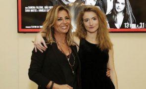 Filha de Alexandra Lencastre vai entrar em novela da SIC