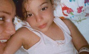 Luciana Abreu Filha de três anos já está de volta a casa após forte susto (fotos e vídeos)