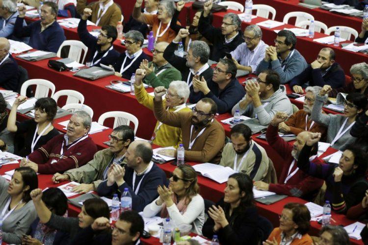 PCP/Congresso: Resolução Política aprovada por unanimidade