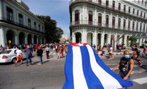 Presidente cubano afirma que agitação no país