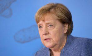 Merkel visita no domingo zona mais afetada pelas inundações na Alemanha