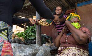Covid-19: Moçambique com mais 24 óbitos e 2.025 novas infeções
