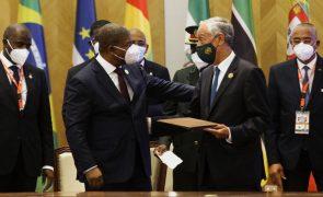 CPLP: Organização aguarda por eleições em São Tomé para saber se o país aceita presidência - PR português