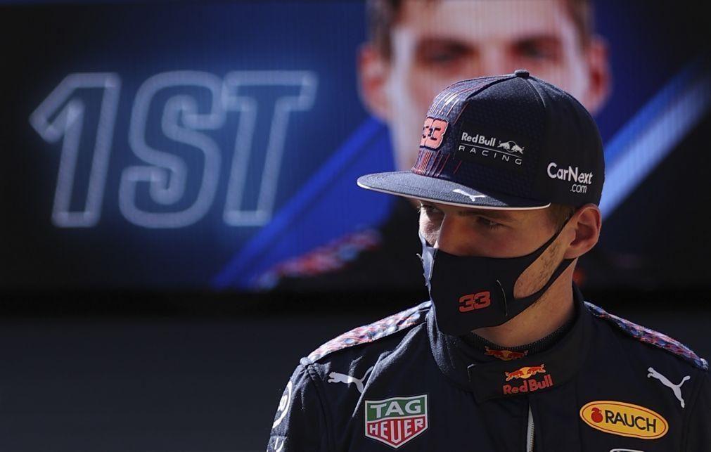 Verstappen vence primeiro 'sprint' da Fórmula 1 e sai da 'pole' na Grã-Bretanha