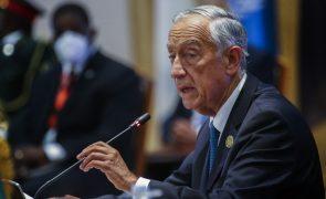 CPLP: Marcelo admite que proposta de criar banco de investimento pode fazer caminho