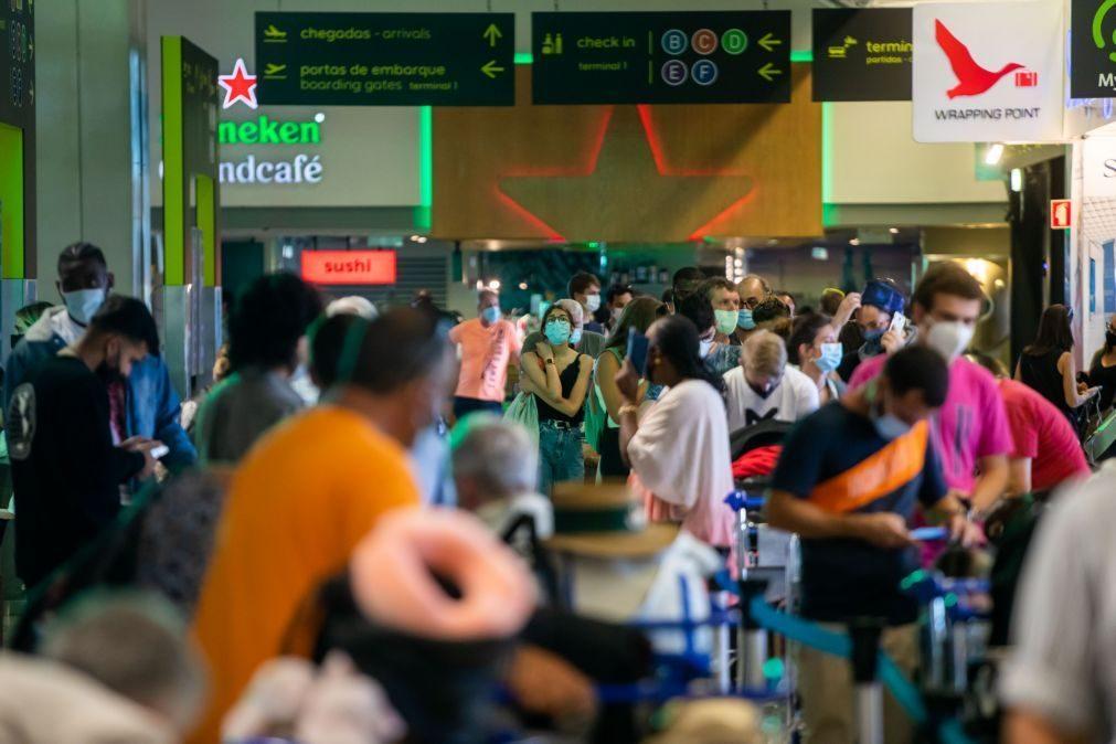 Groundforce diz que greve cancelou 300 voos e desafia TAP a pagar