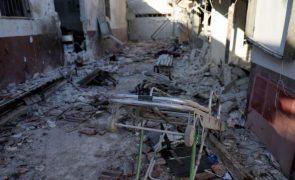 Síria: Três crianças entre sete civis mortos em ataque do Governo - ONG