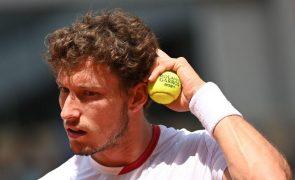 Tenista espanhol Pablo Carreño Busta conquista torneio de Hamburgo