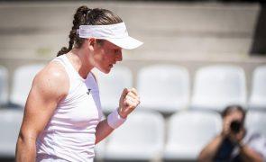 Eslovena Tamara Zidansek ganha torneio de ténis de Lausana