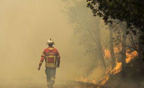 Antigo bombeiro detido por atear, pelo menos, 28 fogos