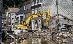 Sobe para 190 número de mortos em inundações na Alemanha e na Bélgica