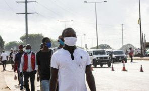 Covid-19: Angola com 98 novos casos e três óbitos