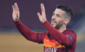 José Mourinho soma segunda vitória ao comando na Roma na pré-época