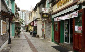 Macau sobe nível de alerta devido a tempestade tropical