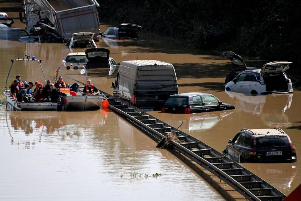 Mortos devido a inundações na Alemanha já são 165