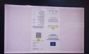 Covid-19: Irlanda já aceita certificado digital da União Europeia