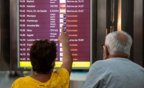 Confederação do Turismo pede intervenção do Governo para acabar com greve na Groundforce