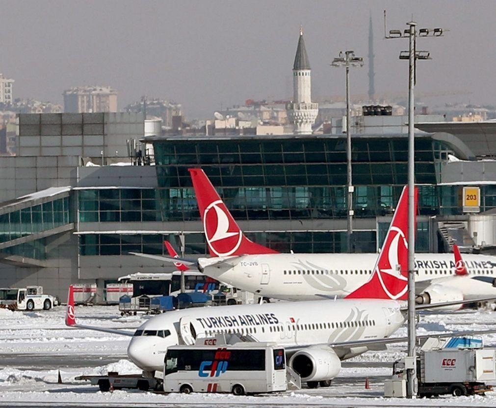 Governo turco quer ligações aéreas semanais com entre Istambul e Luanda