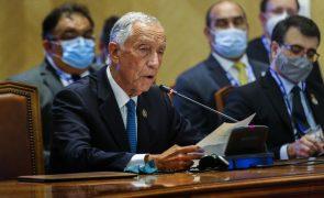 Marcelo critica Groundforce e confia que Governo encontrará solução em breve