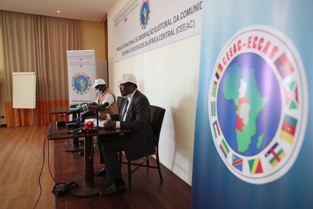 São Tomé/Eleições: Observadores exortam candidatos a respeitarem resultados