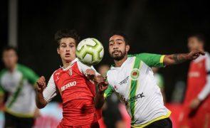Avançado Rodrigo Gomes renova com Sporting de Braga até 2026