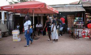 Covid-19: Militares da Guiné-Bissau vão ajudar na vacinação