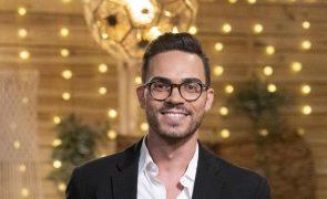 O Amor Acontece: Luís Ferreira participou em outro programa da TVI