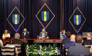 Marcelo realça parlamentarismo