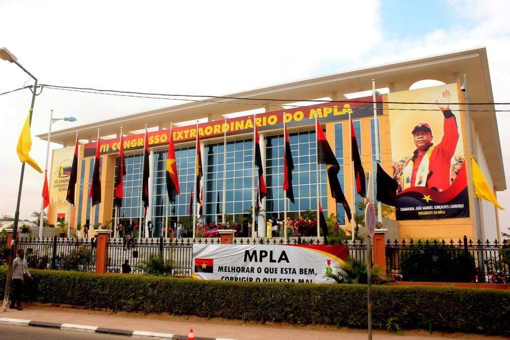 MPLA nega aliciamento de militantes do maior partido da oposição angolana