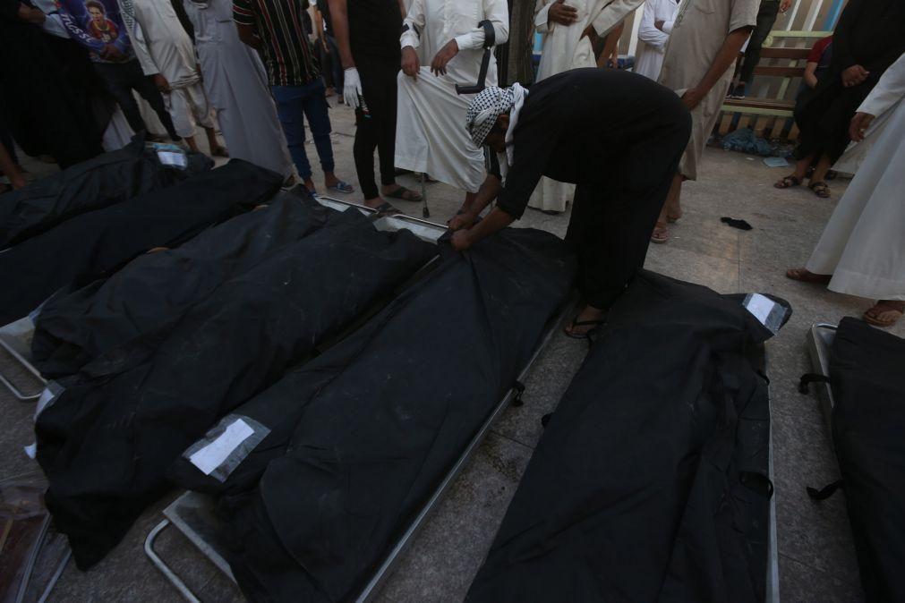 Atentado nos arredores de Bagdade provoca pelo menos 15 mortes e 48 feridos