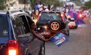 São Tomé/Eleições: Candidato Vila Nova adverte contra