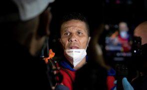 Venezuela: Opositor Giber caro passa à clandestinidade