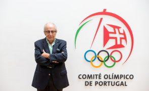 Tóquio2020: Constantino satisfeito com missão lusa, capaz de discutir medalhas