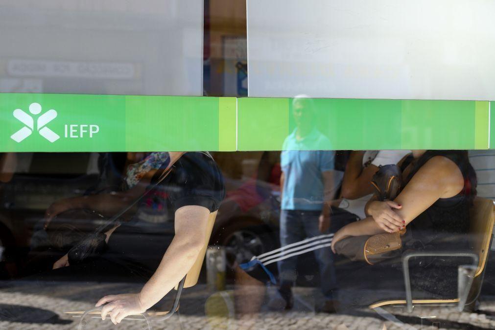 Número de desempregados inscritos nos centros de emprego recua 7,1% em junho - IEFP