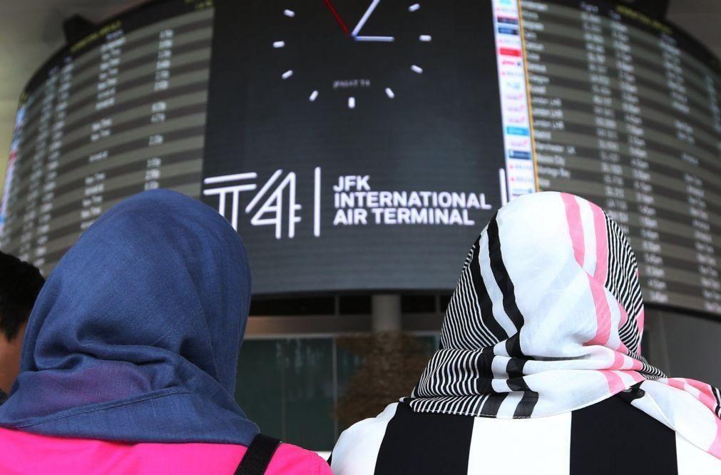 Covid-19: EUA recomendam aos cidadãos que evitem viagens para o Reino Unido