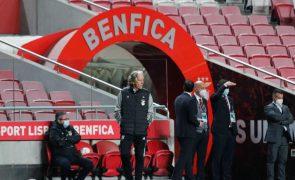 Benfica visita Spartak Moscovo em 4 de agosto